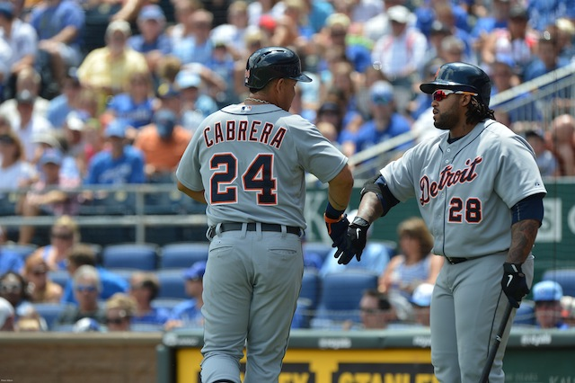 The Tigers have Miggy and Prince and a top-shelf-rotation. But is that enough? (USATSI)