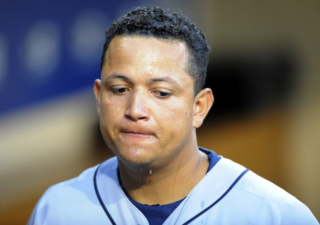 Miguel Cabrera is struggling. Is it too soon to worry? (USATSI)