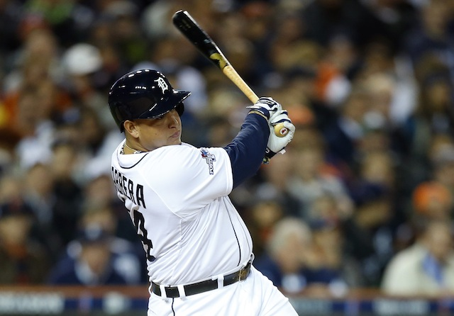 Miguel Cabrera undergoes successful surgery, on target for ... Miguel Cabrera Muscle