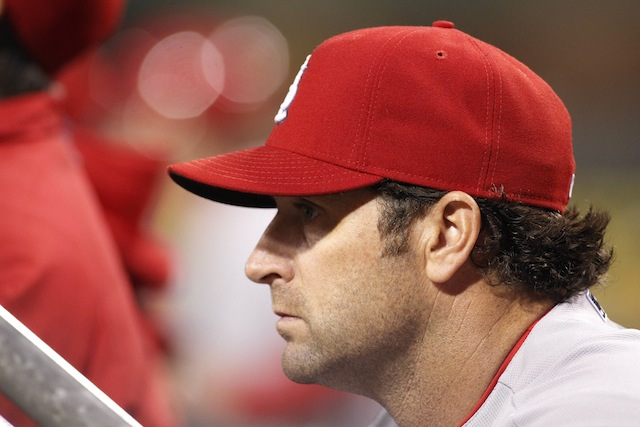 If Mike Matheny had his way, then his Cardinals wouldn't play anymore Sunday night games. (USATSI)