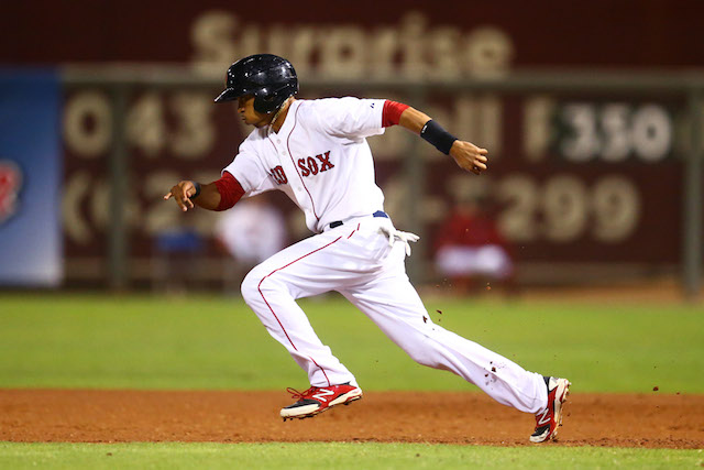 Next stop for Mookie Betts? The big leagues. (USATSI)