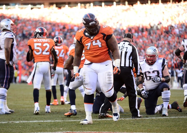 If Terrance Knighton gets tired of the nickname, 'Pot Roast,' 'Mount Massive' rolls off the tongue.