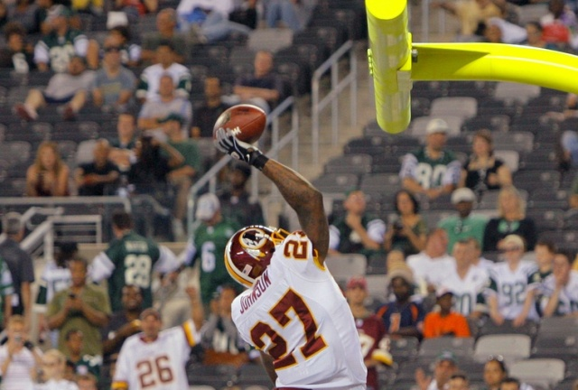 There will be no more dunks in the NFL.