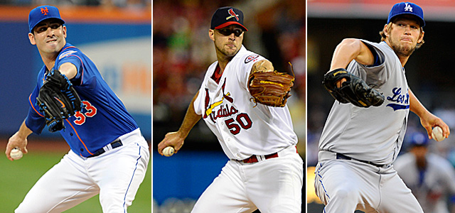 Believe it or not, the NL All-Star Game starter might not come from this group of three.