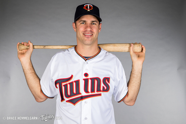 39efce2fed2 PHOTOS: Twins unveil new home uniforms - CBSSports.com