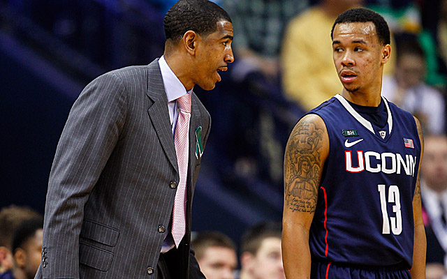 Napier can help coach Kevin Ollie put UConn back in the mix for postseason success. (Getty Images)