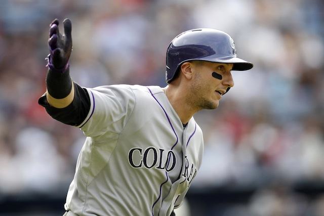 Spoiler alert: Troy Tulowitzki will be among our 'one-third' award winners. (USATSI)