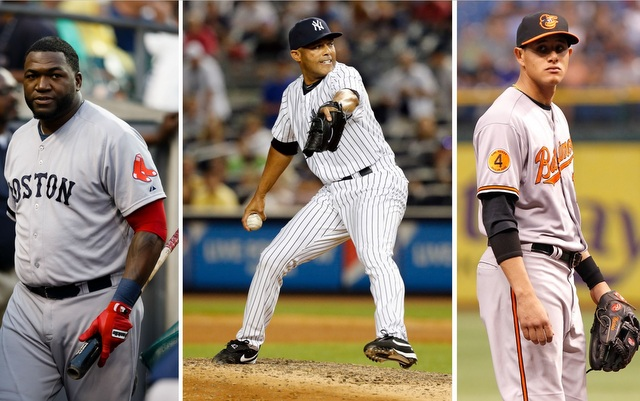 The AL East offers plenty of star power, both young and old. (USATSI)