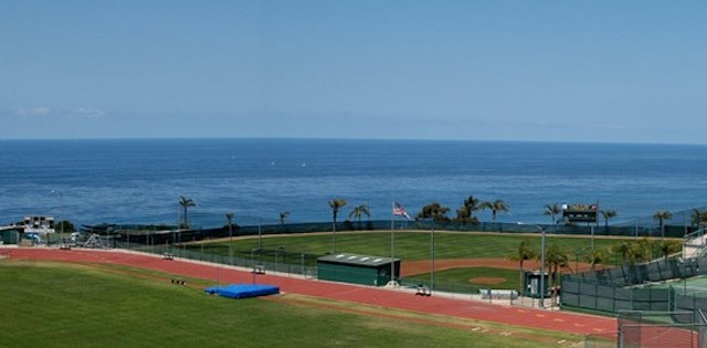 look point loma nazarene 39 s ballpark seems nice. Black Bedroom Furniture Sets. Home Design Ideas