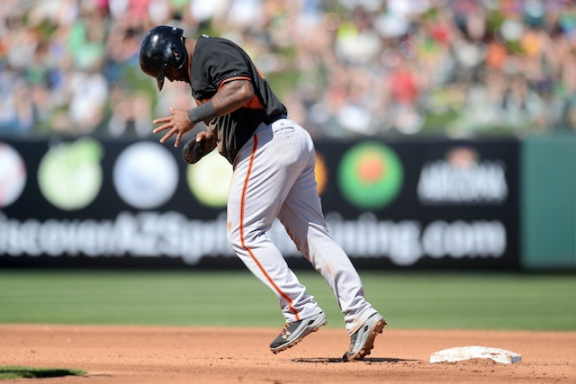 Pablo Sandoval has a price, but are the Giants willing to meet it? (USATSI)