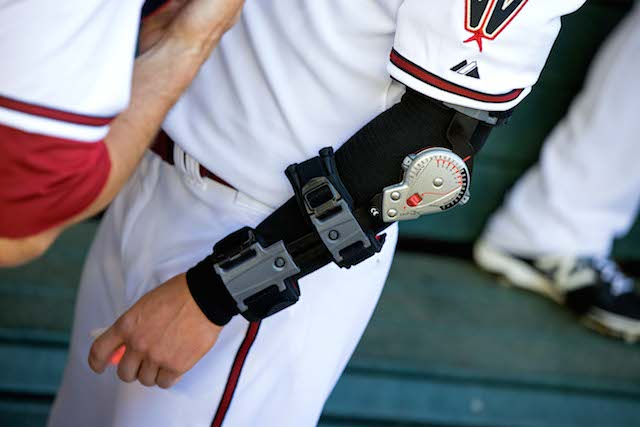 The D-backs will play it cautiously with Patrick Corbin's surgically repaired left elbow. (USATSI)