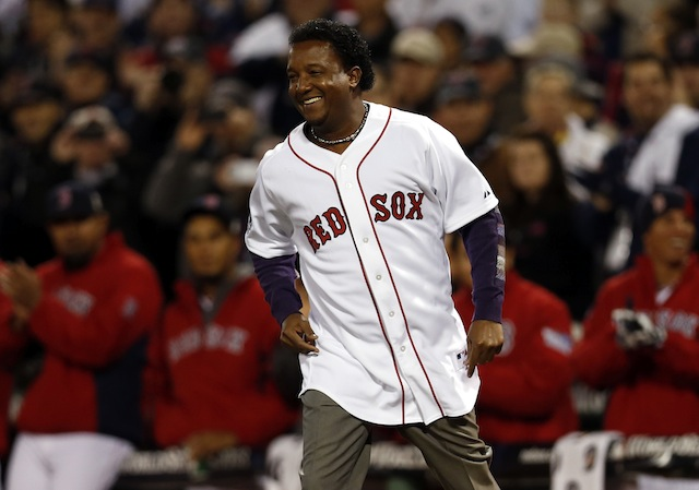 Pedro Martinez has some thoughts on pitching. You need to hear them. (USATSI)