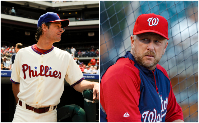 Reportedly in the Phillies TV booth this season? These guys! (USATSI)