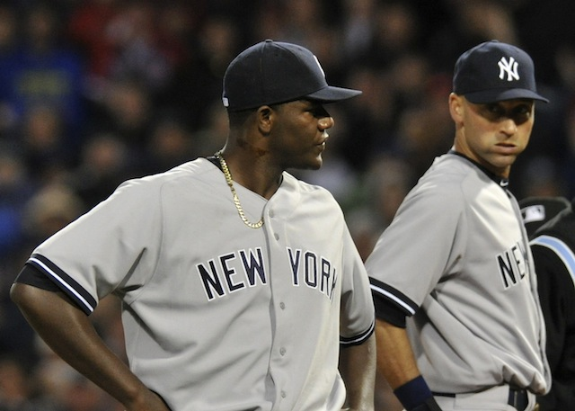 MLB plans to revisit the rules that led to Michael Pineda's suspension. (USATSI)