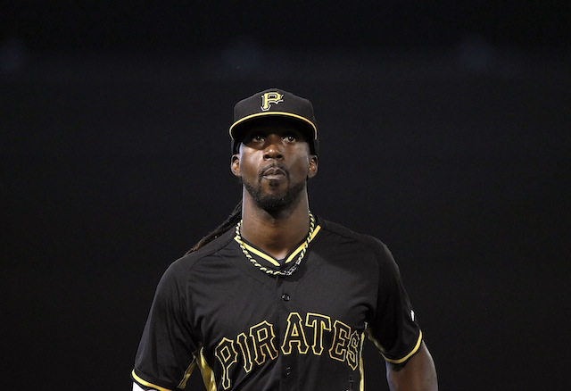Since we're laying numbers on the 2014 Pirates, we'll probably have something to say about Andrew McCutchen. (USATSI)