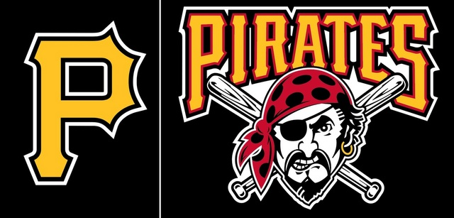 Pirates Adopt Gold P As Primary Logo Replacing Jolly Roger Design