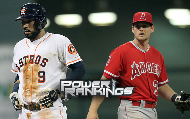 Astros, Angels