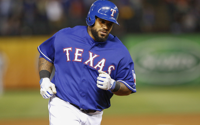 Prince Fielder's 2014 season is likely over.