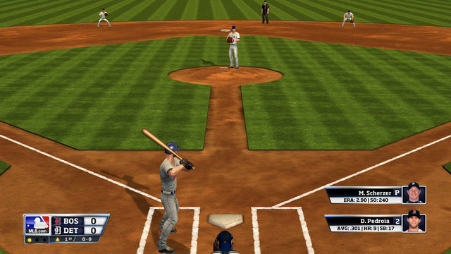 The new-look 'RBI Baseball' franchise.