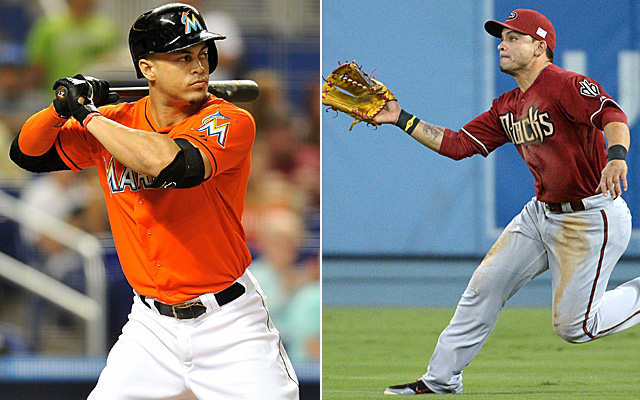 Giancarlo's power along with Gerardo's glove? Yes please.