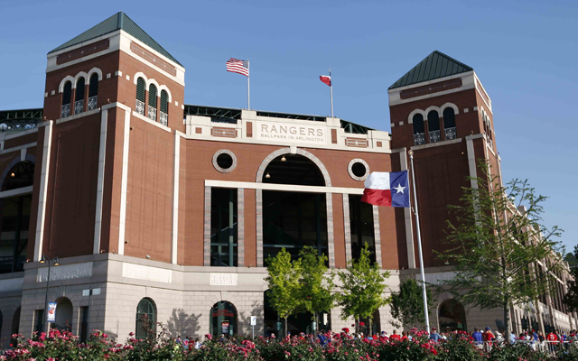 The Ballpark in Arlington will have a new name this coming season.