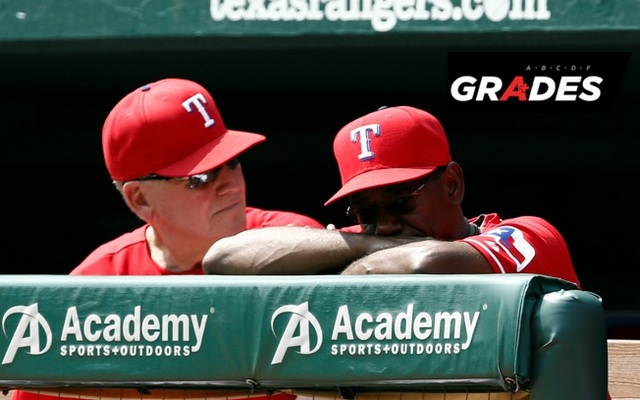 This was not a good week for manager Ron Washington's Rangers.