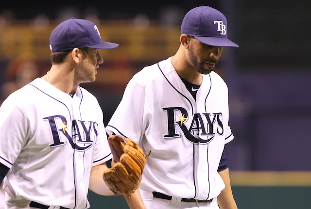Yes, Evan Longoria (left) and David Price will indeed be on the Rays all-time single-season team. (USATSI)