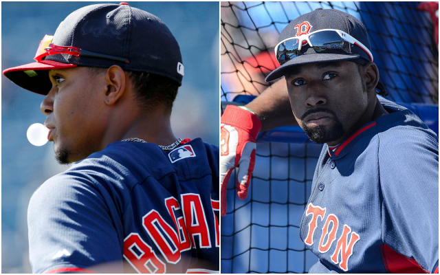 Will Xander Bogaerts (left) and Jackie Bradley give the Sox what they need in 2014? (USATSI)