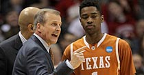 Rick Barnes (Getty Images)