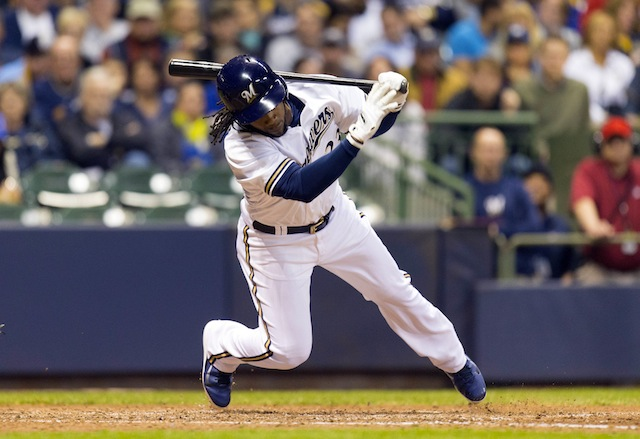 Rickie Weeks and the Brewers may not see eye to eye when it comes to trying out a new position. (USATSI)