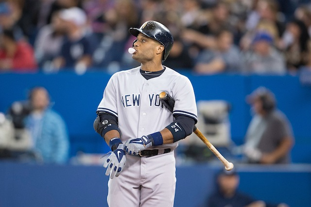 Did Robinson Cano take it too easy in his Yankee days? (USATSI)