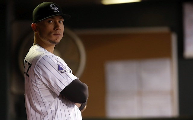 Let's place our bets on Carlos Gonzalez. (USATSI)