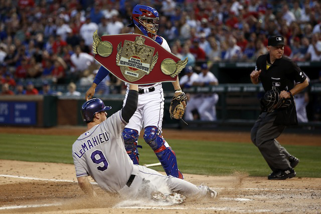 Sorry, Rangers: You can't have this. (USATSI)