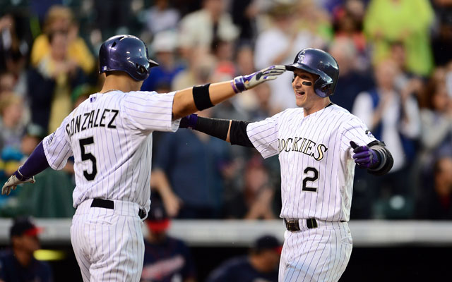 Rockies get Tulo and CarGo back, and for a day, all is right with them