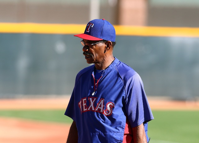 Manager Ron Washington has a new deal in Texas. (USATSI)