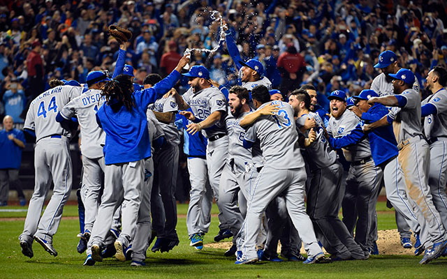Too Much Tuma: 2015 World Series DVD Review