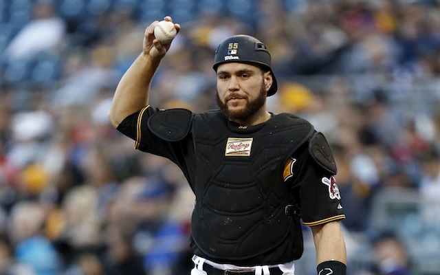The Pirates will be without their catcher and leader for a while. (USATSI)