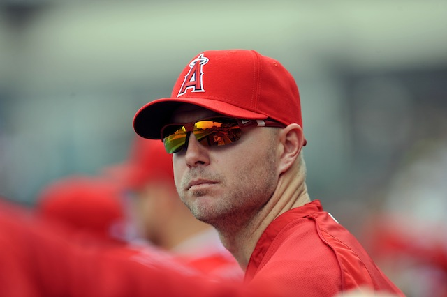 Ryan Madson's Angels career is over before it began. (USATSI)
