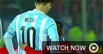 Lionel Messi (Twitter)