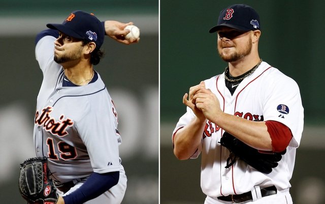 ALCS Game 5 will feature a pitching rematch of Game 1.