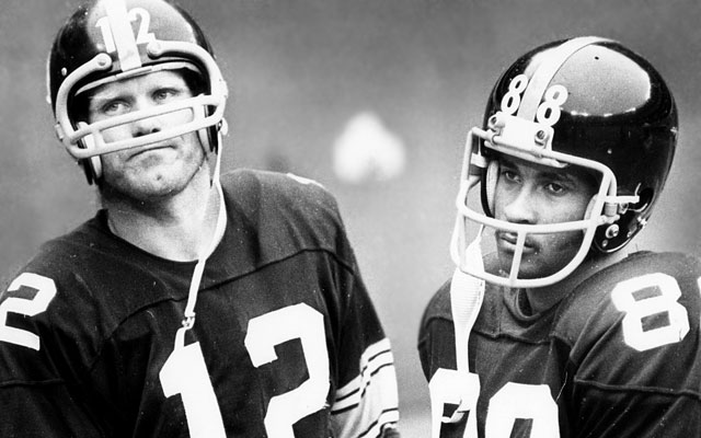 Terry Bradshaw, Lynn Swann, Super Steelers