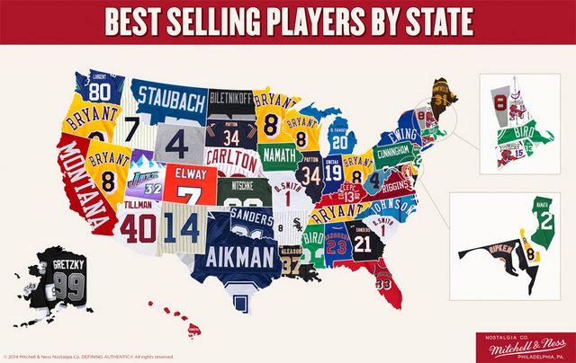 top selling mlb jerseys