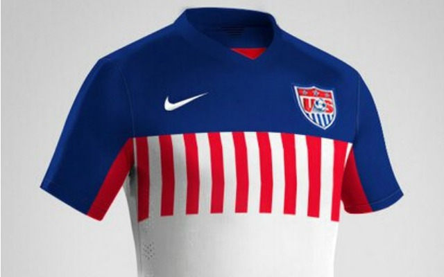 premium selection 668b2 8abd5 LOOK: These can't be the new USA home kits, can they ...