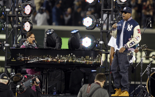 Jay-Z, who performed on-field during the 2009 World Series, is now a certified agent.