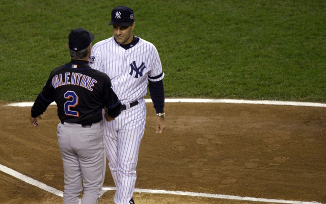 Once again, Bobby Valentine has said something silly and inappropriate.