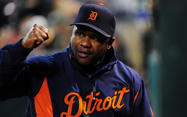 Lloyd McClendon is the new manager of the Mariners.