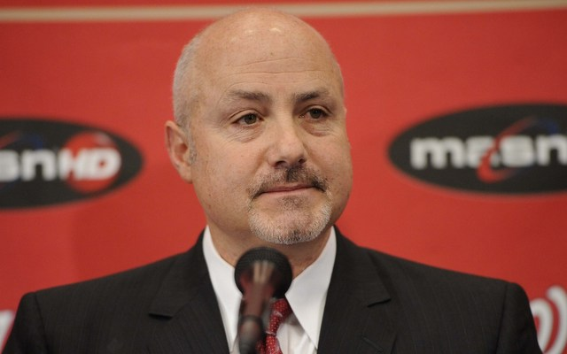The Nationals rewarded GM Mike Rizzo for his strong work in recent years.