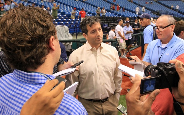 Owner Stuart Sternberg has reportedly discussed moving the Rays to Montreal.