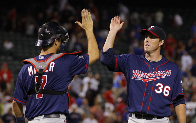 Did Joe Mauer and Joe Nathan make the cut? Of course they did.