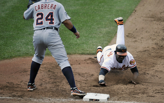Miguel Cabrera is open with moving back to first base in 2014.